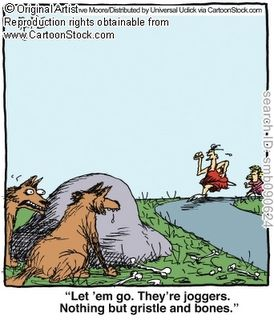 Funny jogging cartoon... Makes me feel better about running - lol