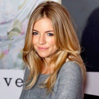 Sienna Miller's hair color | it'll grow back | Pinterest