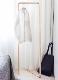 Do It Yourself Just Like That: DIY Coat rack