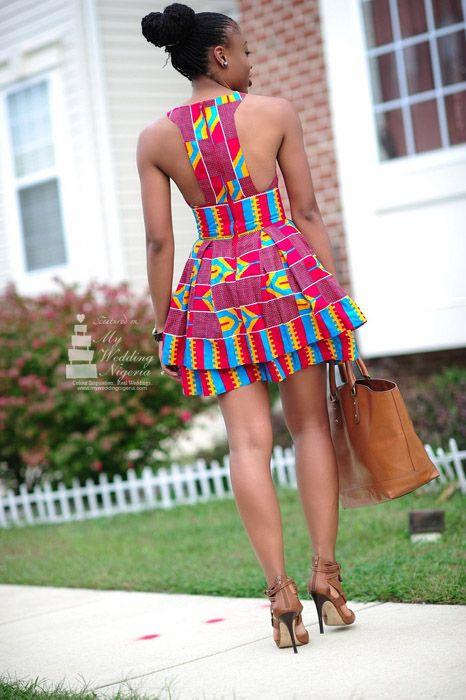 African Ankara Style Inspiration