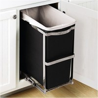 kitchen trash can under cabinet | For the Home | Pinterest