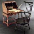 Thomas jefferson swivel windsor chair windsor chairs amp benches pi