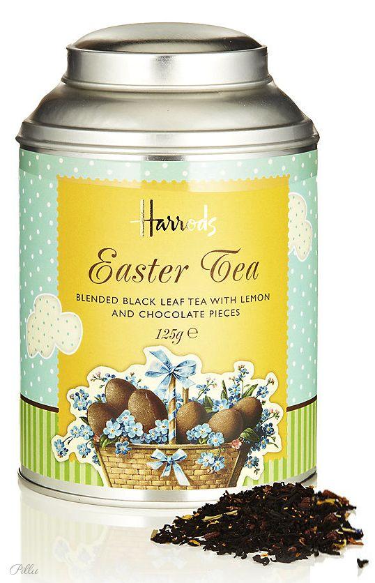 Harrods Easter Tea