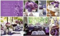 purple theme bridal shower | The Future | Pinterest