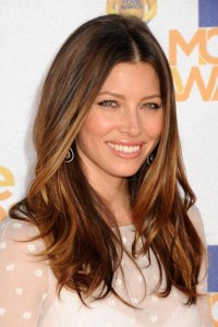 Jessica Biel - hair color and style   Style   Pinterest