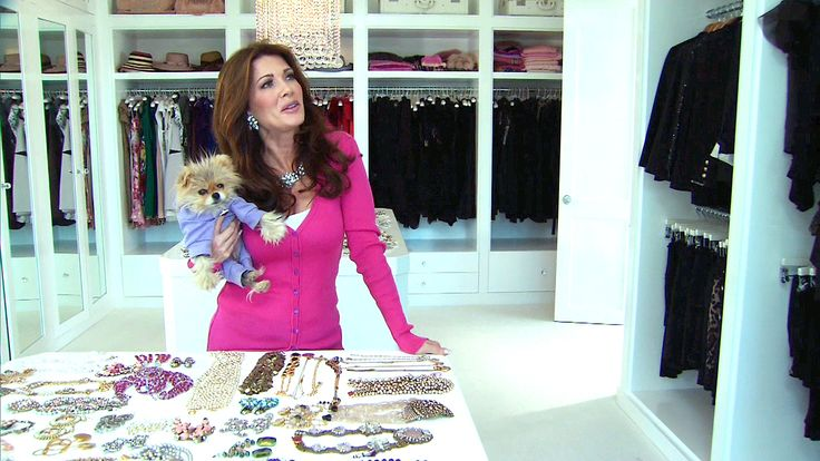 My dream closet!; The Real Housewives of Beverly Hills Season 3 - Lisa's Closet Tour - Video - Bravo TV Official Site