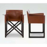 Giorgio Armani Leather Director's Chair | Furnish | Pinterest