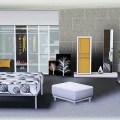 Mysk bedroom at simcredible designs sims 3 ideas pinterest