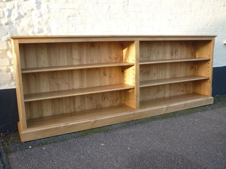 Long Low Bookcases Photo  Yvotubecom