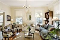 Dutch Colonial Style Living Room | Tropical & Colonial ...