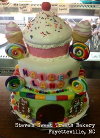Candy land theme baby shower | Baby shower ideas | Pinterest