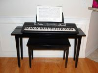 DIY keyboard stand and bench | DIY Furniture | Pinterest