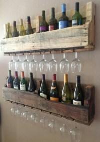 Homemade Wine Racks | Inspiring Ideas | Pinterest