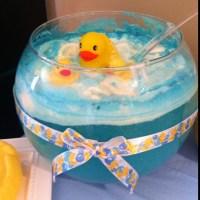 Baby shower punch | Baby Showers | Pinterest