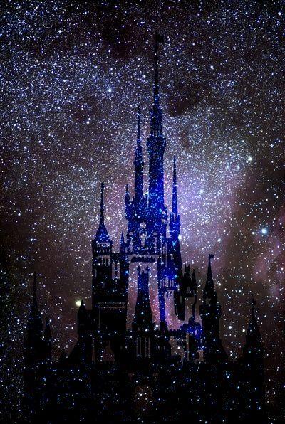 Disney Black Lock Screen