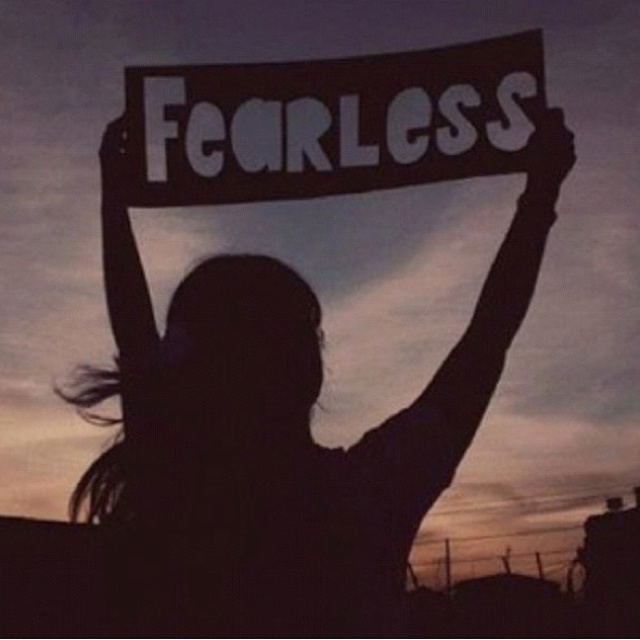 Fearless, Taylor Swift...that's a really cool pic idea!