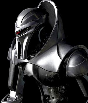 Cylon!  Reboot centurion