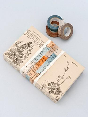 Book masking tape