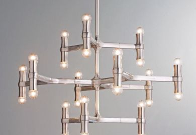 Crystal Pendant Lighting Fixture