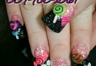 Nail Art And Designs Pictures