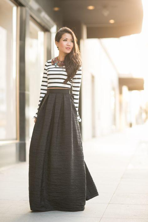 Amazing Heights :: Maxi skirt