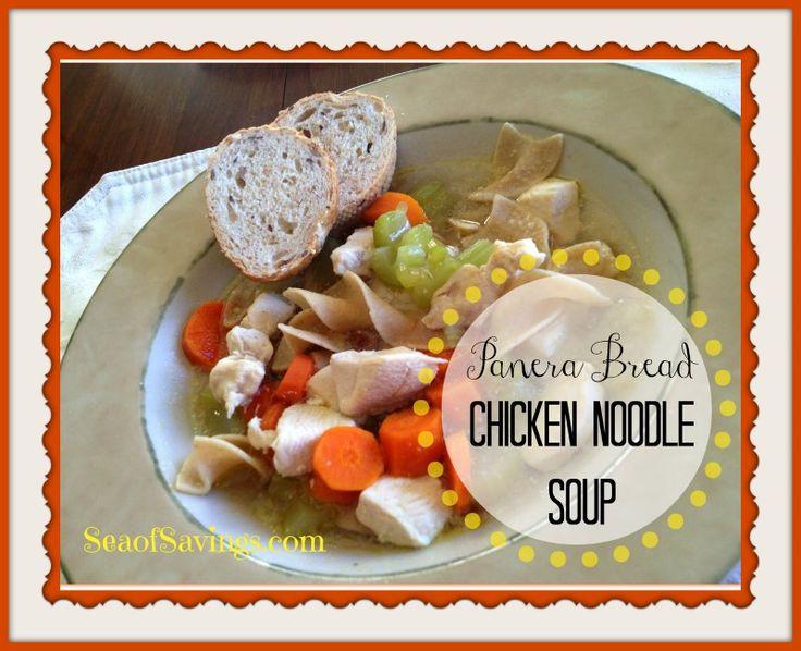 copycat panera bread chicken noodle soup we love this stuff