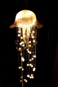 jellyfish chandelier! | Home | Pinterest