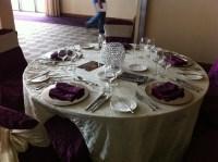 Table setting | Wedding Ideas | Pinterest