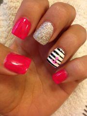 summer nails. cute ideas