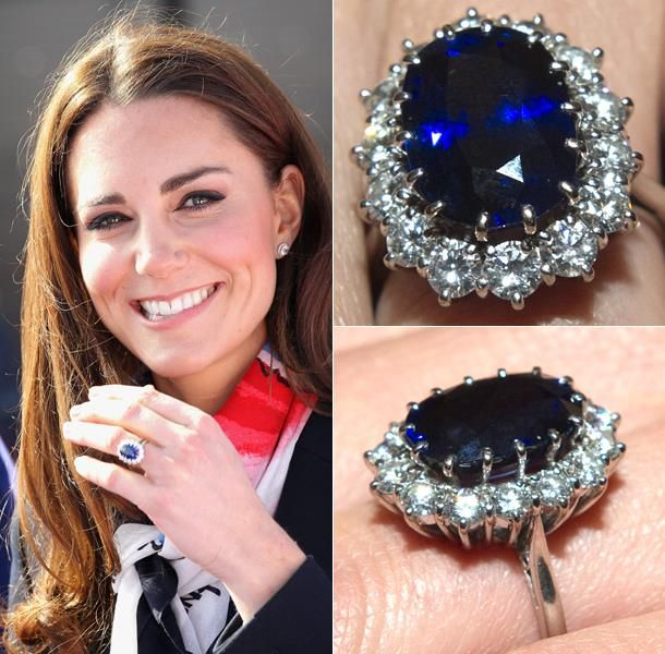 Kate Middleton's ring