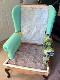 Reupholstering | Reupholster Furniture | Pinterest