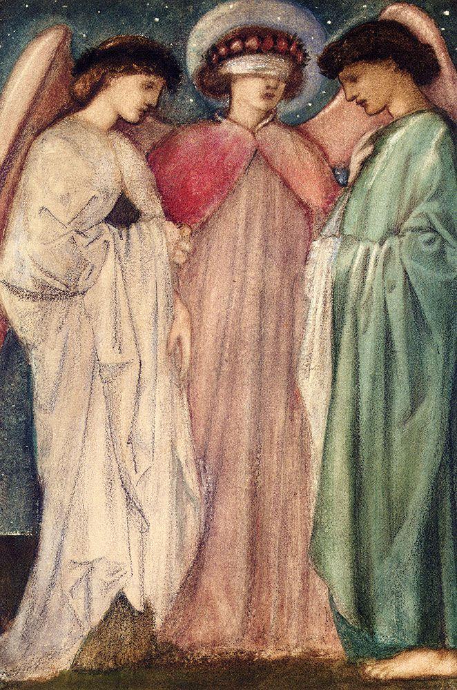 ~ Edward Burne-Jones (1833-1898)