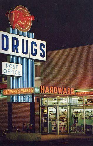 Ringer's Drug Store, Winnipeg, Manitoba