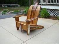 chair-water skis | cool ideas | Pinterest
