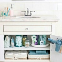 Organize under that bathroom cabinet | For the Home ...