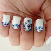 shark nails nailed