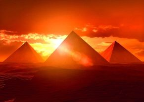 4. Sunrise over The Pyramids - 8 Views for Everyone's Bucket List … |Travel
