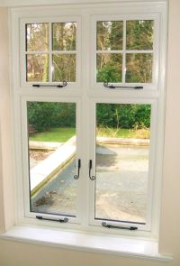 Cottage style windows | Ideas for the House | Pinterest
