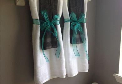 Turquoise And Black Bathroom Ideas