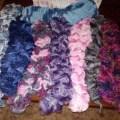 Sashay yarn