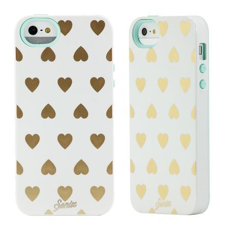 Sonix Inlay Hybrid Case for iPhone 5S / 5 - Heart of Gold