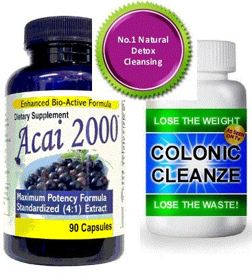 14 Day Acai Berry Cleanse Weight Loss Flush Reviews - dggala