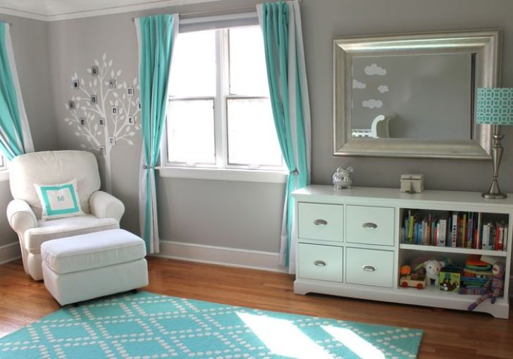 Turquoise And Pink Bedrooms