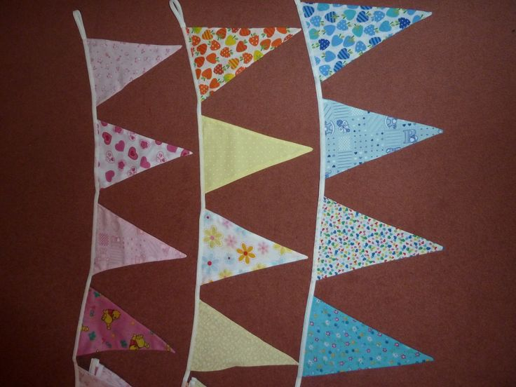 Bunting Things Ive Made Pinterest