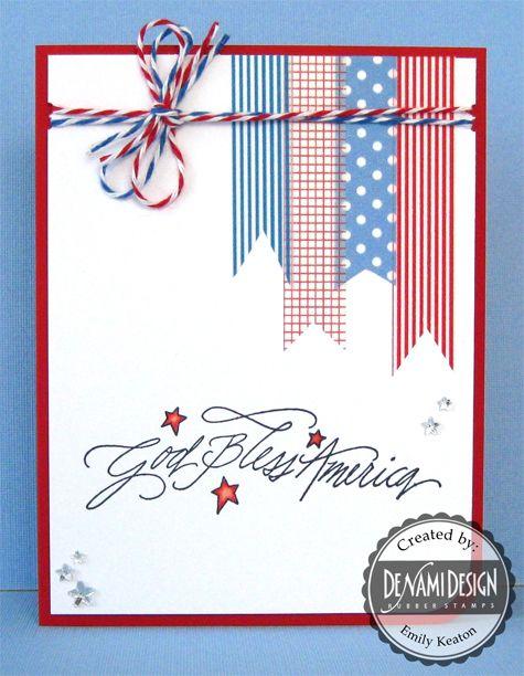 DeNami God Bless America Washi Tape card by @Emily Schoenfeld Schoenfeld Schoenfeld Schoenfeld Schoenfeld Schoenfeld Schoenfeld Schoenfeld Schoenfeld Schoenfeld Schoenfeld Schoenfeld Schoenfeld Schoenfeld Keaton