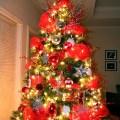 Deco mesh christmas tree decorating christmas trees amp decorations