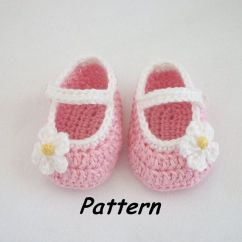 Crochet Baby Booties Diagram How To Read Automotive Wiring Diagrams Shoes Pattern Pdf