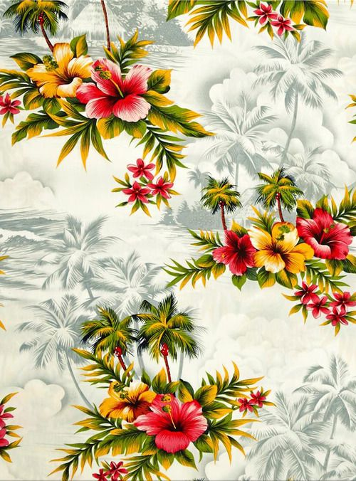 Fall Themed Iphone 6 Wallpaper Tropical Pattern Background Tumblr