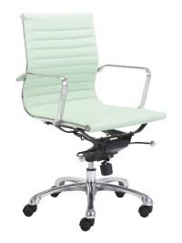 mint office chair | My office | Pinterest
