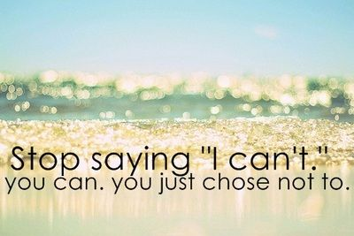 """i can't"" #choices"